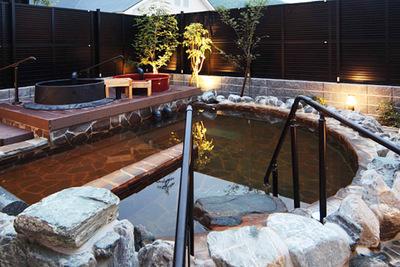 ハウステンボス 天然温泉やすらぎの館