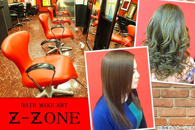 HAIR MAKE ART Z-ZONE(ゼットゾーン)