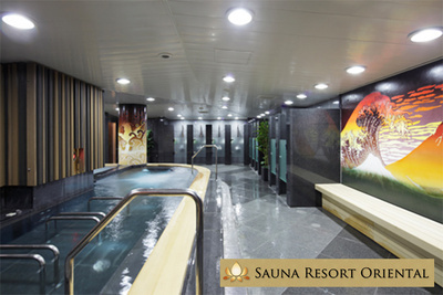 SAUNA RESORT ORIENTAL