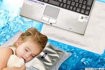 【1,000円】≪☆送料無料☆1個あたり500円!枕の下に入れれば人にも◎「パソコン冷却枕2個」熱で低下しやすいパフォーマンス維持を強力...