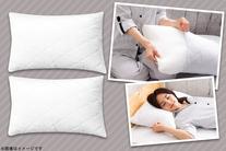 79%OFF【1,300円】ご好評につき追加販売!≪☆送料無料☆あなたの枕を守ります!!「枕プロテクター2枚セット」≫