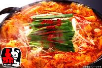 【2,480円】≪あの甘辛い味がクセになるッ!!!名物「赤から鍋」を含む充実コース。鍋後の〆にはとろ~りチーズの「チーズリゾット(※選択...