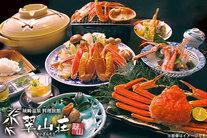 【19,980円】≪ミシュランガイドに「快適な旅館」として掲載実績あり!とろけるような蟹の刺身から、ダシがたっぷりしみ込んだ かに雑炊ま...
