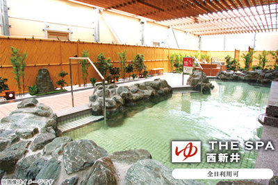 THE SPA 西新井クーポン