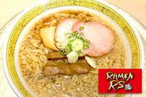 《送料無料》【お取り寄せ初登場】札幌名店 RS改 背脂中華そば4食スープ付きセット